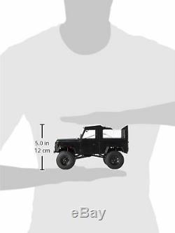 Rc4wd Automobile 1/18 Gelande II Prêt À Fonctionner Avec Radiocommande De Carrosserie D90