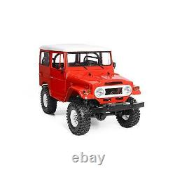 Rc4wd Gelande II Prêt À Courir Camion Aveccruiser Body Set