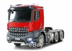 Tamiya 23802 Rrc Rc Ensemble Mercedes-benz Arocs 3363 6 × 4 Classicspace Ready