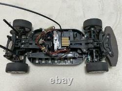 Tamiya Tt-01 Typee Bmw M3 Gt2 Ensemble Complet Prêt À Fonctionner Utilisé Avec Bonus
