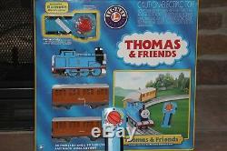 Thomas Et Ses Amis, 2012, Prêt À Courir, Train Mis En Forme Ovale, Télécommande, Retiré