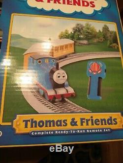 Thomas Et Ses Amis Le Réservoir Lionel Complet Prêt À L'emploi À Distance Train Électrique