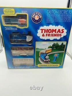 Thomas The Tank And Friends Lionel Complete Prêt À Courir À Distance Train Set