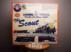 Tout Nouveau Lionel New 6-30127 Prêt À Fonctionner Avec Train DVD Avec Bonus