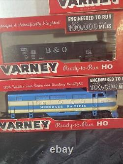 Train De Locomotives Varney Ready-to-run Ho