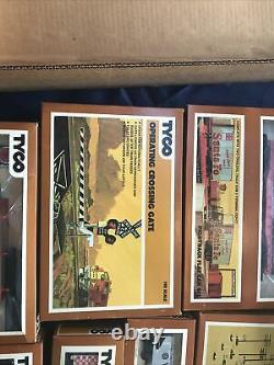 Tyco Electric Train Set Ho Scale/ready To Run