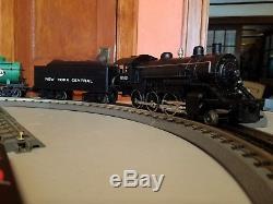 Un Train Prêt À Fonctionner Dans Le Centre De New York Dans Le Fast Freight Proto Sound 2.0 Railking