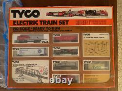 Vintage Années 1970 Tyco Ho Electric Train Set Westinghouse Special Ready To Run Mint