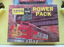 Vintage Atlas N Gauge Pennsylvanie Moteur Prêt À Fonctionner Train