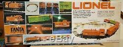 Vintage Lionel Coca Cola 6-1463 Prêt-à-run Train Nib