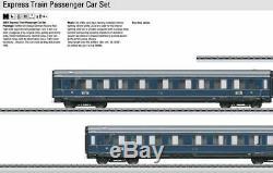 W441-42615 Coffret De Passagers Pour Train Express 5 Voitures 3 Rails Prêt À Fonctionner - Allemand