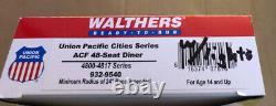 Walthers Ho Union Pacific Cities Series Ready-to-run Voitures De Tourisme (ensemble De 5)