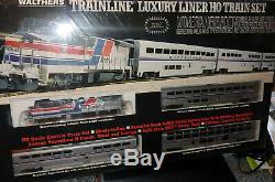 Walthers Trainline Ho Doublure De Luxe Train Prêt À L'emploi (931-42)